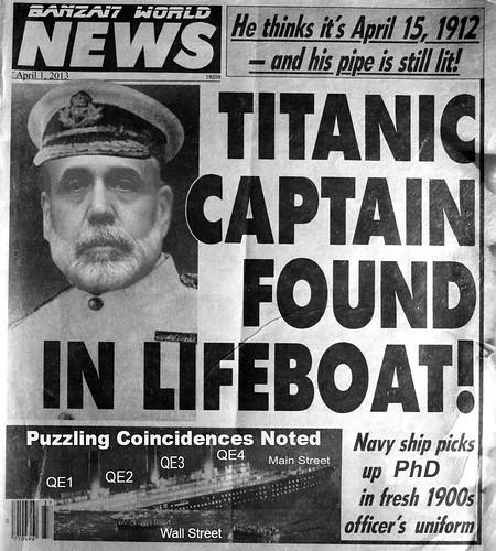 TITANIC CAPTAIN FOUND! by Colonel Flick/WilliamBanzai7