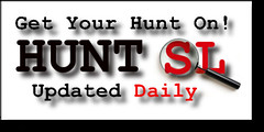 Hunt SL Banner Updated Daily Sign
