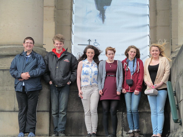 Art trip Edinburgh