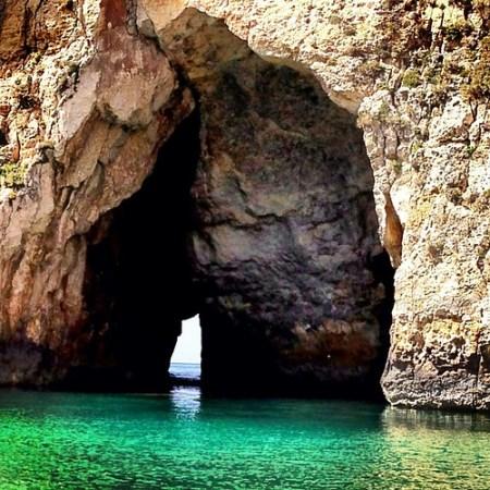 Mare interno, Dwejra Bay, Gozo