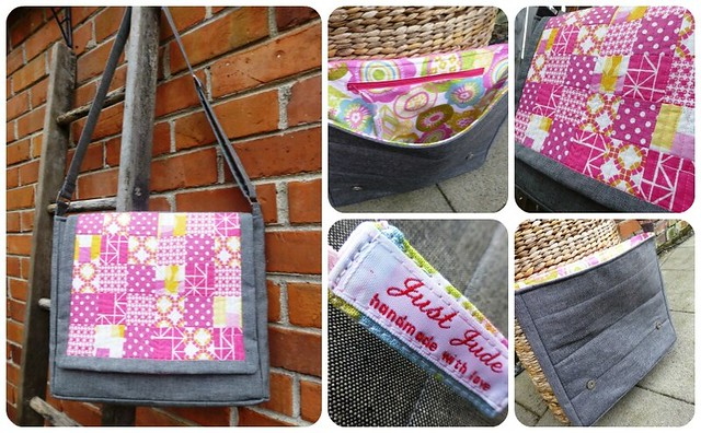 Messenger Bag Apr13