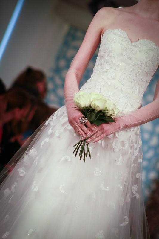 Oscar de la Renta Bridal 2014 - 197
