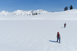 Elfin Lakes, 22 Apr 2013