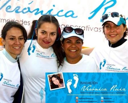 Veronica Ruiz correrá el Maratón de Santiago