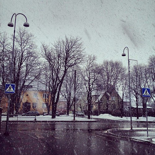Estonian spring (thank god not summer)