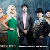 Immortalized, new unscripted original series, Premieres February 14, 2013. Season 1, Cast photos (Dr. Takeshi Yamada is the second from the right.),  Copyright © 2010-2013 AMC Network Entertainment LLC. All rights reserved.