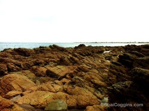 Exploring Marino Rocks