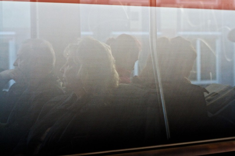 From the train (from the Ring-Bahn Series)