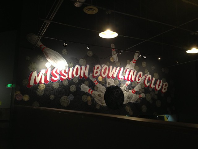Mission Bowling Club