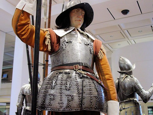 Pikeman's Armour, English, 1620-30