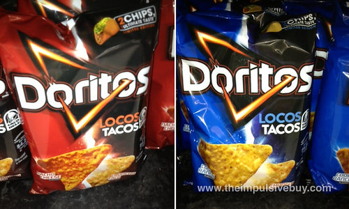 Doritos Locos Tacos Chips