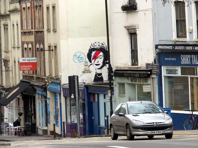 'Still Sane' by Incwel, Upper Maudlin Street, Bristol