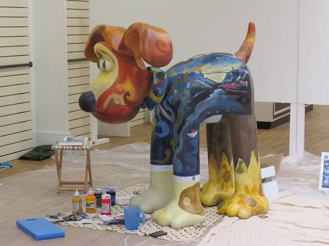 Laura Cramer's Gromit (design 1)