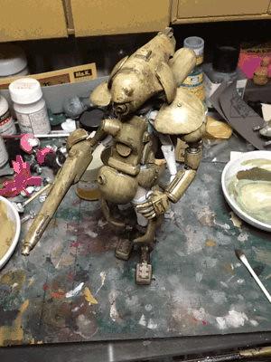 オリジナル武装神姫 rebuild+