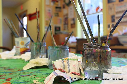 Lots of art opportunities happening this week!