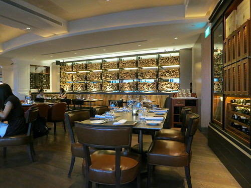 Singapore Lifestyle Blog, Celebrating birthdays at Wooloomooloo, Steak places in Singapore, Steak restaurants in Singapore, Good steakhouses in Singapore, nadnut, nadnut's birthday celebration
