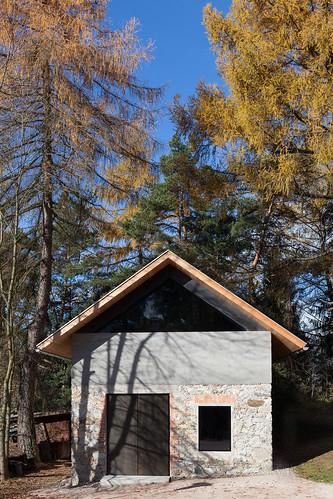 Atelier im Wald