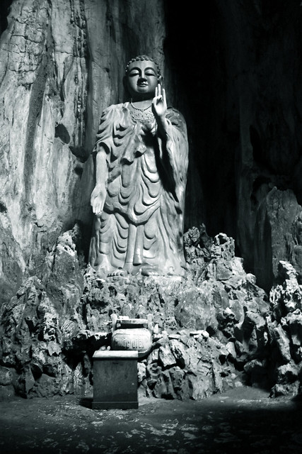 Buddha of Melting Rocks