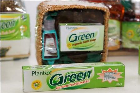 Plantex Green Herbal Toothpaste