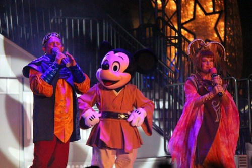 Dance-Off With the Star Wars Stars 2013 at Walt Disney World