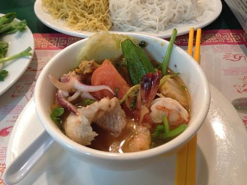 Thai Style Hotpot