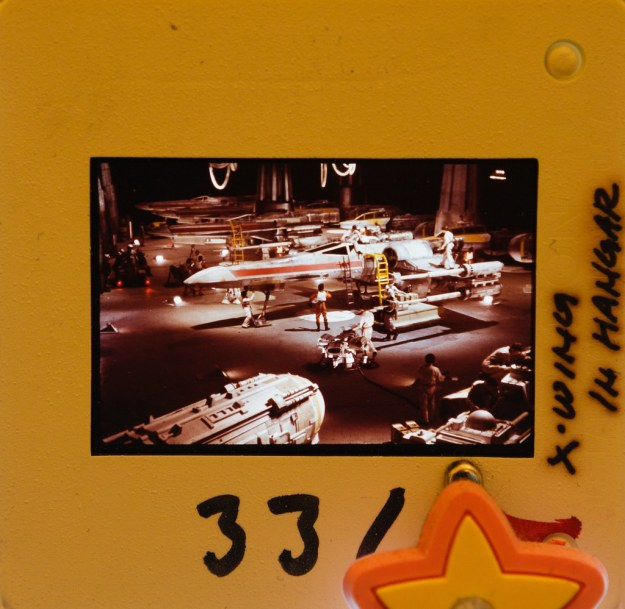 Vintage Star Wars slide @ home-of-boushh.com