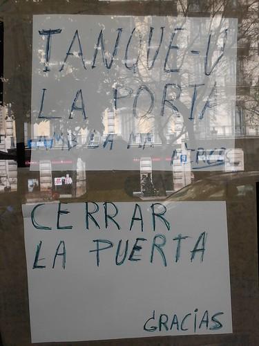 Bilingüísme i falta /bilingüismo sin falta by debolsillo