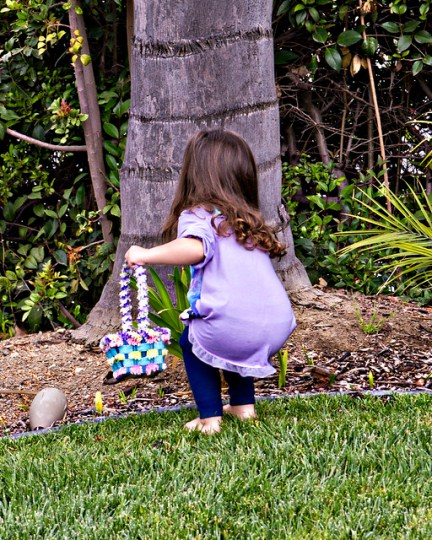 egg huntin'
