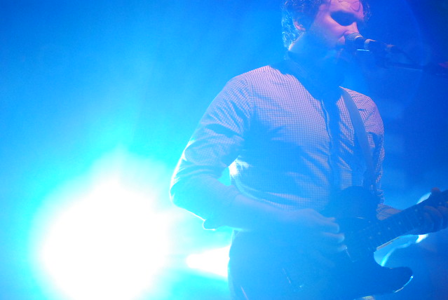 frightened rabbit @ cat's cradle