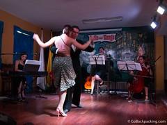 Patio del Tango