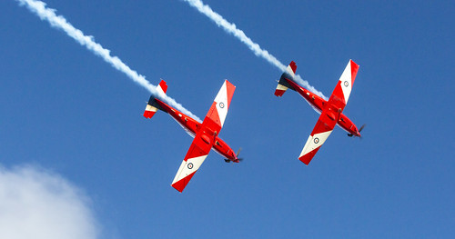 Twin Roulettes by Daniel Hall - AUS