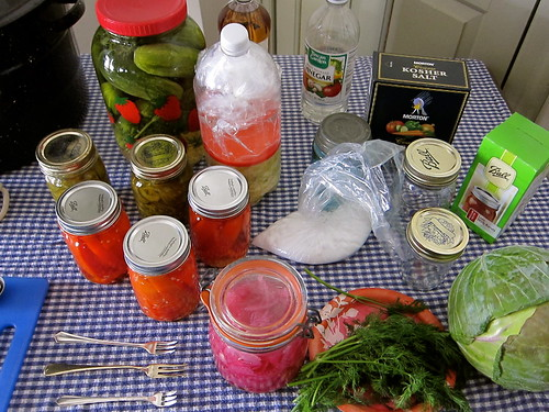 Science, Art and Lore of Pickling and Preservation