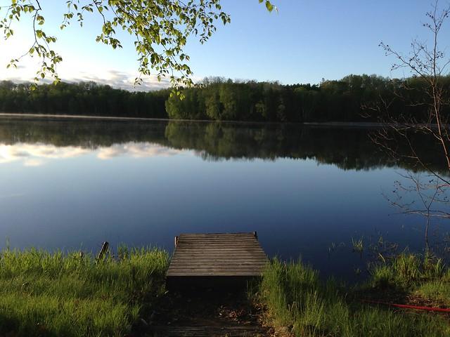 Mule Lake Morning