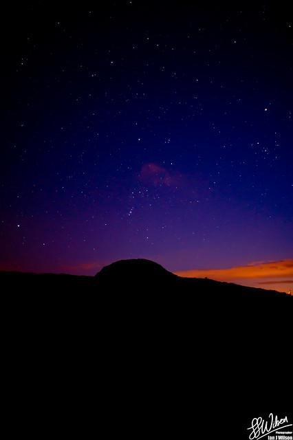 Mynydd Bodafon Stars