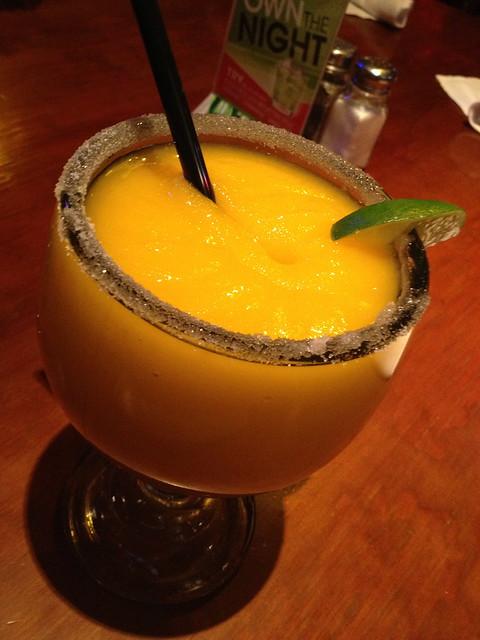 Mango margarita - Carlos'n Charlie's
