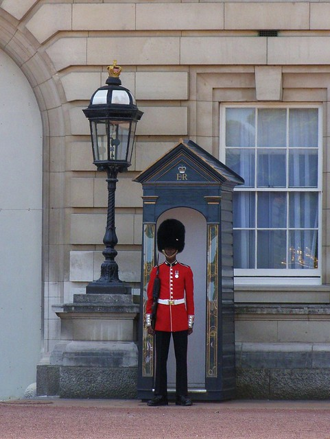 Queen's Guard - London, England