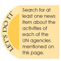 Chapter 6 - International Organisations