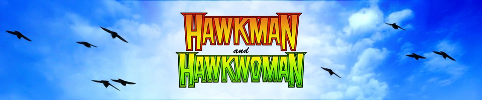 Hawkman and Hawkwoman of Earth-1: The Five Earths Project