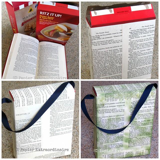 How to Make Hanging Scrapbook Box