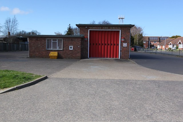 Mundesley Fire Station
