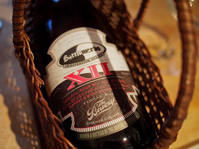 The Bruery Bottleworks XII