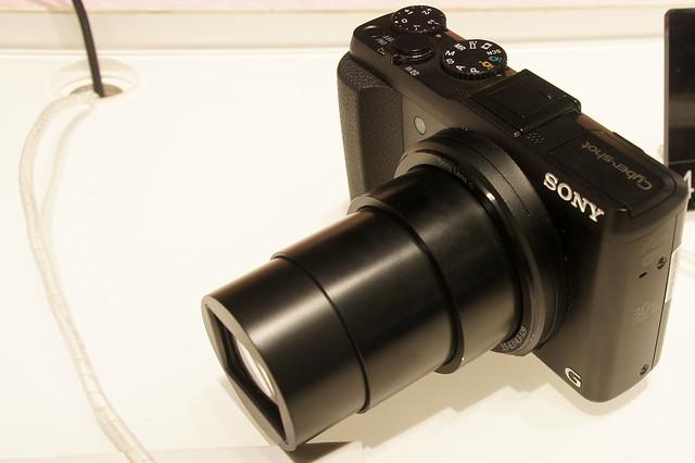 DSC-HX50V