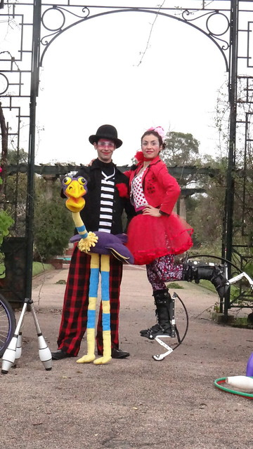 Eureka titeres y circo delanube