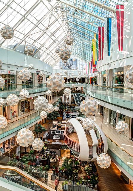 Europa Mall || Europos Prekybos Centras