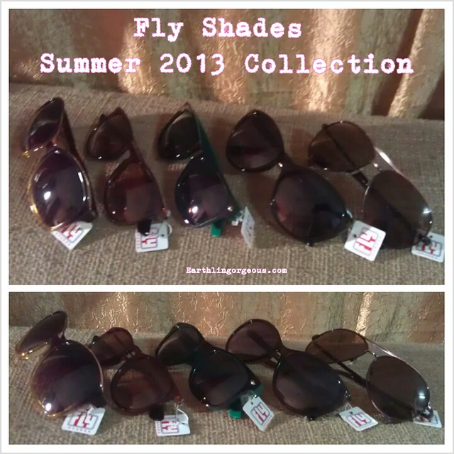 Fly Shades Summer 2013 Collection
