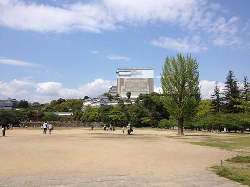 flickr: 姫路城に散歩に来ました