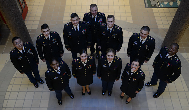 347th RSG Best Warrior Competition