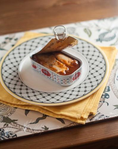 Sardine and Avocado Bruschetta (1 of 5)