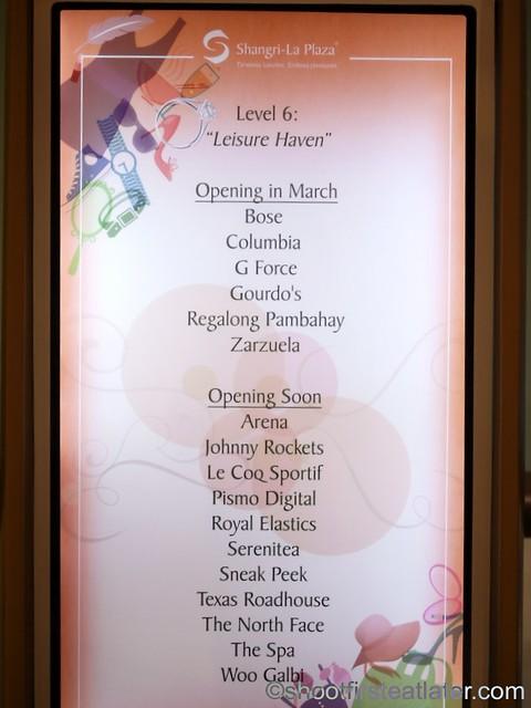 Zarzuela, Shangri-La East Mall-002