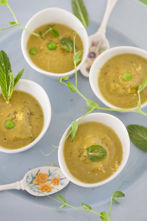 Asparagus Soup 1